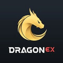 DragonEX price, market cap on Coin360 heatmap